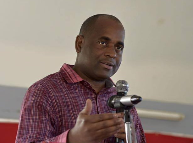 Skerrit said employment is done through the Public Service Commission. File photo