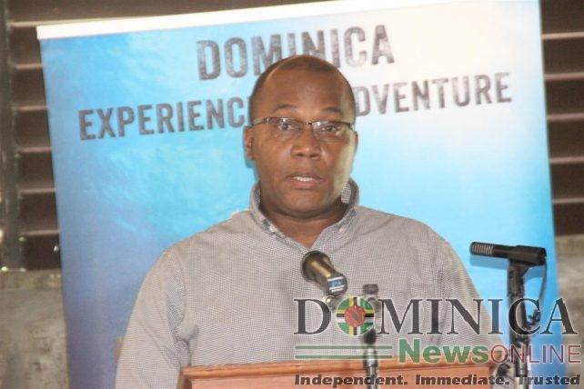 Tourism Minister, Robert Tonge