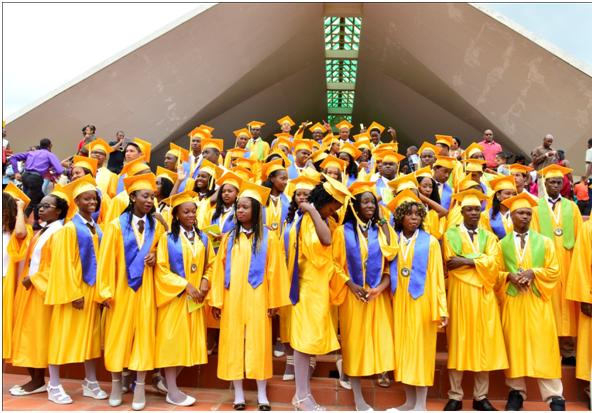 The Graduation Class of 2016