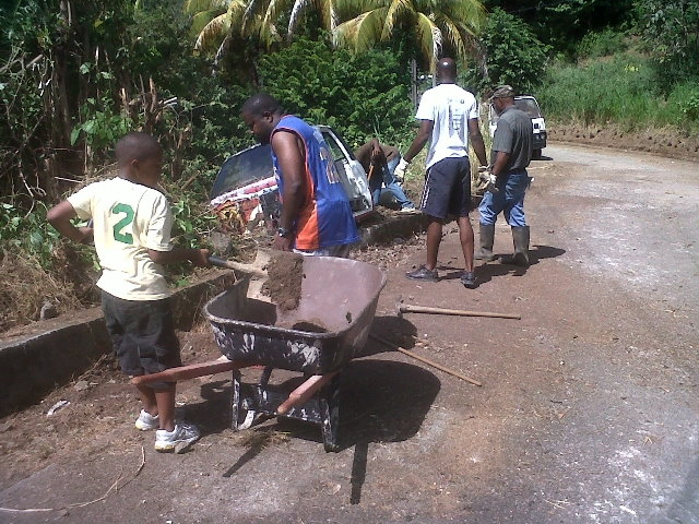 Send your National Day of Community Service photos to DNO - dominicanewsonline.com