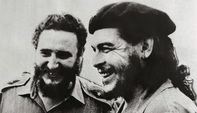 Fidel and Che were dashing agents of change
