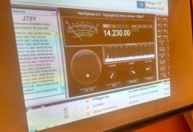 NTRC presents HAM software to schools – Dominica News Online