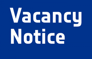 ANNOUNCEMENT: FLOW Vacancy Accounting Reporting Analyst