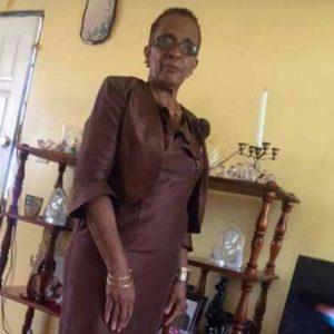 DEATH ANNOUNCEMENT: Valena Toussaint