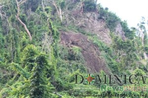 UPDATE: Loubiere residents safe after landslide scare