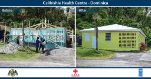 Calibishie Health Centre – Dominica
