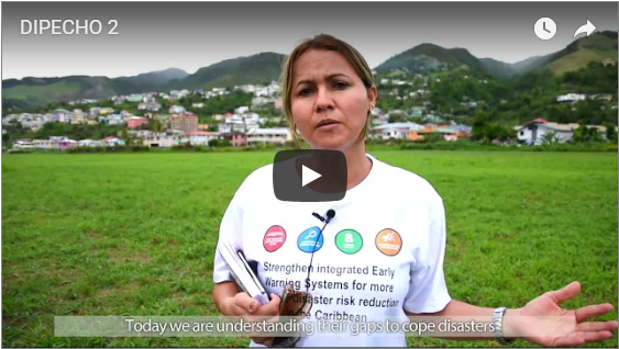 Visit by EWS Cuban experts to Saint Vincent and the Grenadines and Dominica (video)