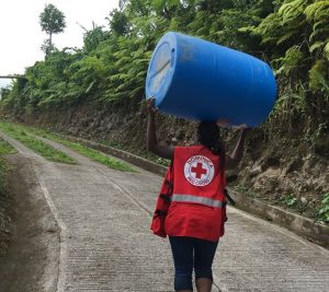 Dominica Red Cross conducts training in logistics to enhance disaster management