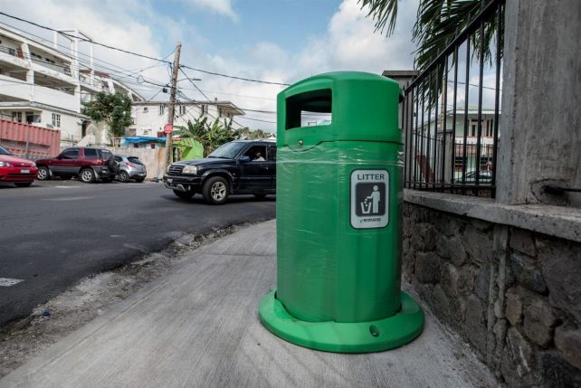 Roseau gets extensive cleanup – Dominica News Online