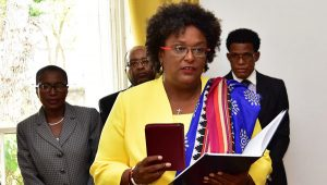 View live on DNO, first TV interview with Barbados PM Mia Mottley