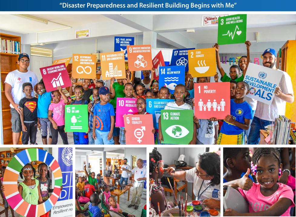 UNDP makes presentation on Disaster Preparedness and Resilient building
