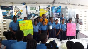 IN PICTURES: Fisheries Division celebrates World Fisheries Day