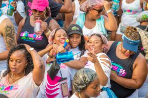 In Pictures: Carnival street jump up 2019