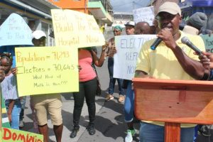 CCM, DFP speak after meeting with joint mission on electoral reform