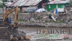 COMMUNITY REPORT: Dumping alongside Roseau River