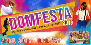 ANNOUNCEMENT: DOMFESTA 2019 programme of activities