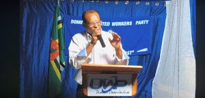 UWP candidate outlines ideas for development of Paix Bouche constituency