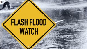 Flash Flood Watch issued for Dominica from 12 pm