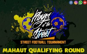 Kings of the Street Qualifier moves to Mahaut; Triple Kay and Signal bands endorse tourney