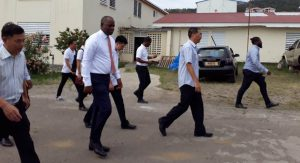 IN PICTURES: Cabinet tours new national hospital