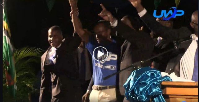 Sean Douglas appeals to electors to vote UWP – Dominica News