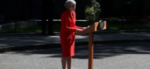 Theresa May to resign on June 7