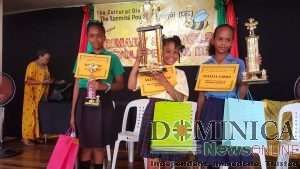 Paix Bouche wins Kwéyòl Spelling Bee Competition