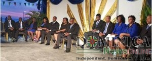 IN PICTURES:  UWP presents its election candidates