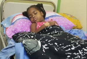 Public urged to contribute to treatment fund for 3 year-old leukemia patient