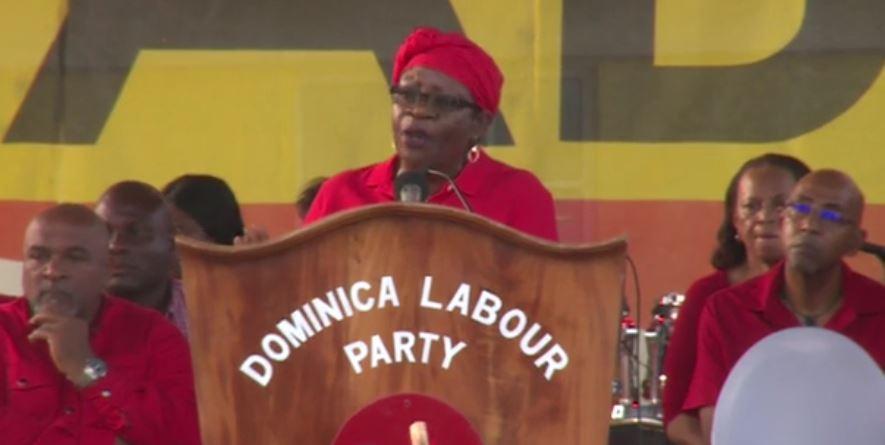 Former Wesley MP endorses DLP new comer Fidel Grant