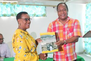 Book of old Dominica photographs and paintings launched