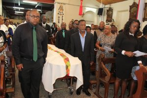 Noreen John laid to rest in her community of Grand Bay