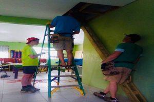 Range Developments assists reconstruction efforts of Kalinago special education school