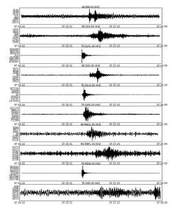 ODM update on seismic activity related to earthquake swarm