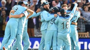 England win Cricket World Cup