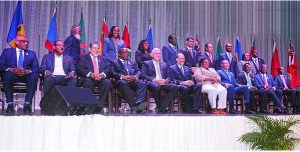40th regular meeting of CARICOM Heads Conference