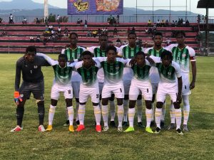 Dominica, Jamaica draw 1-1 in Olympic Men Qualifier