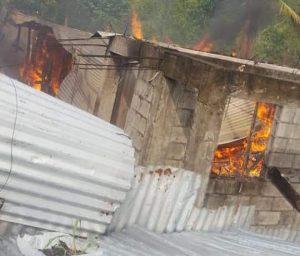 St. Joseph family left homeless by fire, seeks assistance