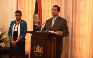 CCJ welcomes Mr. Justice Peter Jamadar to the Bench