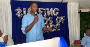 Marcellin calls on Dominicans to 'get up, stand up' for change