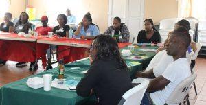 Eighteen entrepreneurs benefit from DYBT training programme