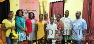 Four receive CCCUL secondary school scholarships