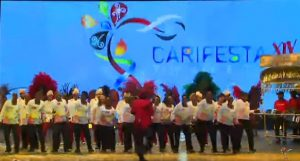 VIDEO: Opening ceremony of CARIFESTA XIV in Trinidad and Tobago
