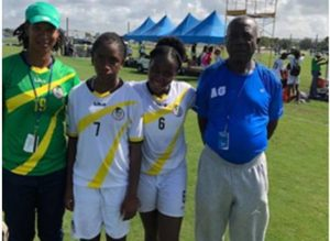 Dominica takes part in CONCACAF 2019 Under-17 Women's Tournament