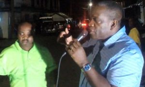 DLP candidate for Marigot disrupts Linton meeting