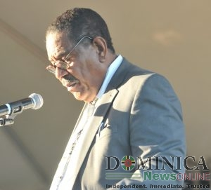 President calls for Dominica to give God priority