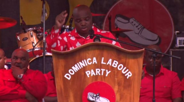 DLP candidate plans to transform Marigot if elected