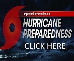 PUBLIC SERVICE ANNOUNCEMENT: Essential hurricane tips