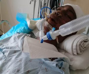 Battered Dominican teen in Antigua out of hospital; mother seeks help to meet his needs