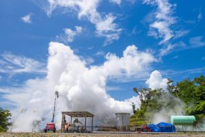 Geothermal Energy plant fully funded according to Minister Ian Douglas